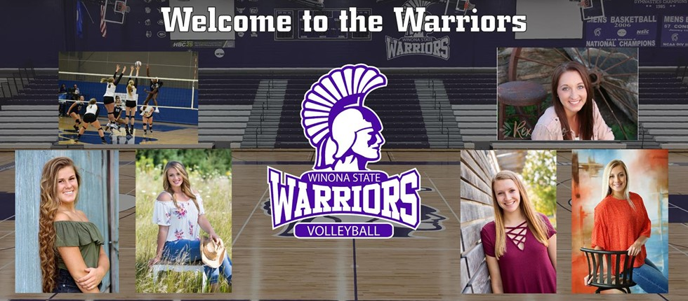 Winona State volleyball signs six to 2018 roster - Winona