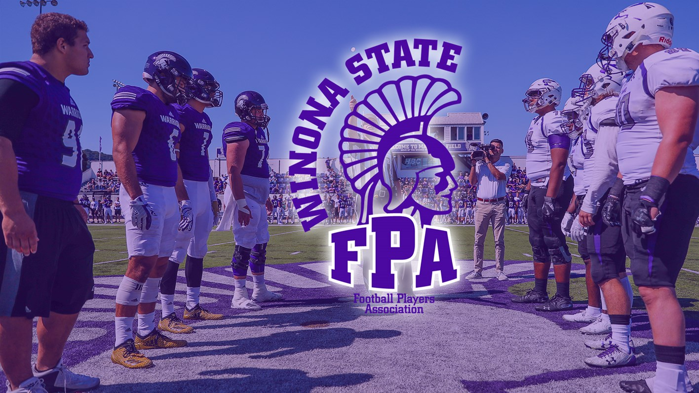 Football Winona State University Athletics